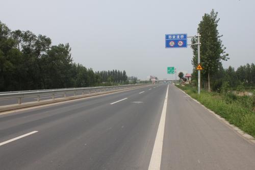 济乐高速商河连接线