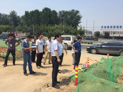 G104地方配套工程(济阳段)